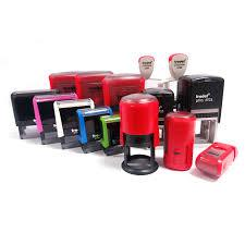 Rubber stamps manufacturers