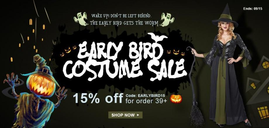 Get Best Deals on Halloween Accessories only at Reecoupons